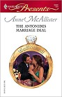 Antonides Marriage Deal, The
