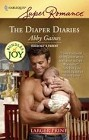 Diaper Diaries, The (Large Print)