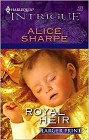 Royal Heir (Large Print)