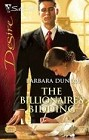 Billionaire's Bidding, The