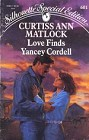 Love Finds Yancey Cordell