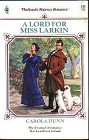 Lord for Miss Larkin, A