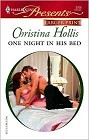 One Night in His Bed (Large Print)