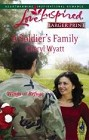 Soldier's Family, A (Large Print)