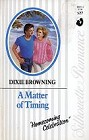 Matter of Timing, A