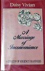 Marriage of Inconvenience, A (Hardcover)
