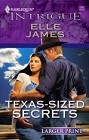 Texas-Sized Secrets (Large Print)