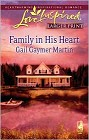 Family in His Heart (Large Print)