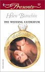 Wedding Ultimatum, The