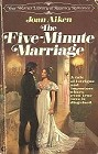 Five-Minute Marriage, The