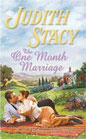 One Month Marriage, The