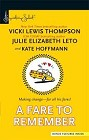 Fare To Remember, A (Anthology)