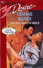 Five-Minute Bride, The