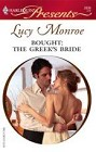 Bought: The Greek's Bride