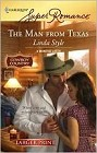 Man From Texas, The (Large Print)
