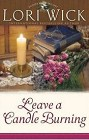 Leave a Candle Burning (Large Print)