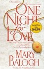 One Night For Love (reissue)