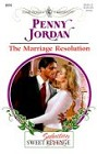 Marriage Resolution, The