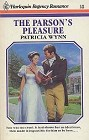 Parson's Pleasure, The