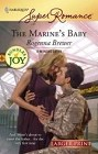 Marine's Baby, The (Large Print)