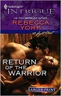 Return of the Warrior [Large Print]
