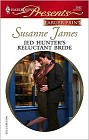 Jed Hunter's Reluctant Bride (Large Print)