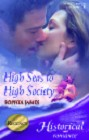High Seas To High Society (UK)