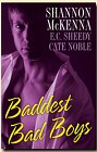 Baddest Bad Boys (Anthology)