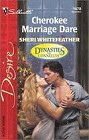 Cherokee Marriage Dare