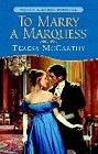 To Marry A Marquess