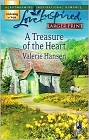 Treasure of the Heart, A (Large Print)