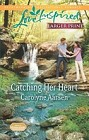 Catching Her Heart  (large print)