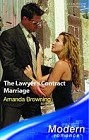 Lawyer's Contract Marriage, The (UK)