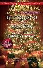 Blessings of the Season: The Holiday Husband/The Christmas Letter (Large Print)