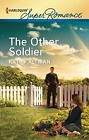 Other Soldier, The  (large print)