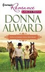 How a Cowboy Stole Her Heart  (large print)