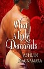 What a Lady Demands (ebook)