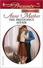 Pregnancy Affair, The [Large Print]