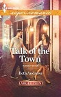 Talk of the Town  (large print)