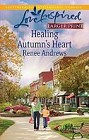 Healing Autumn's Heart  (large print)