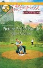 Picture Perfect Family  (large print)