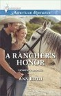 Rancher's Honor, A