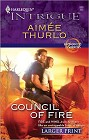 Council of Fire [Large Print]