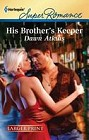 His Brother's Keeper  (large print)