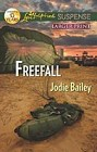 Freefall  (large print)