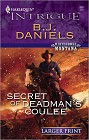 Secret of Deadman's Coulee [Large Print]