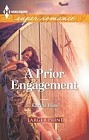 Prior Engagement, A  (large print)