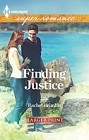 Finding Justice  (large print)