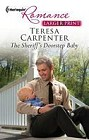 Sheriff's Doorstep Baby, The  (large print)
