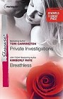Private Investigations / Breathless  (reissue)